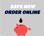 Save Now, Order Online